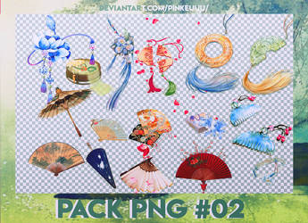 23.10.2019 /// #02. PACK PNG by pinkeuuu