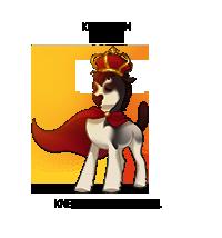 King by dat-inu