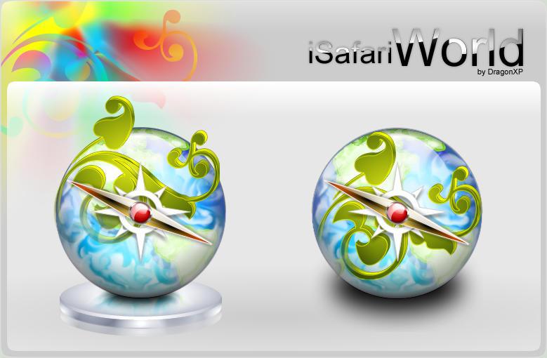 iSafari World by DragonXP