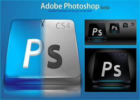 Adobe Photoshop CS4 by DragonXP