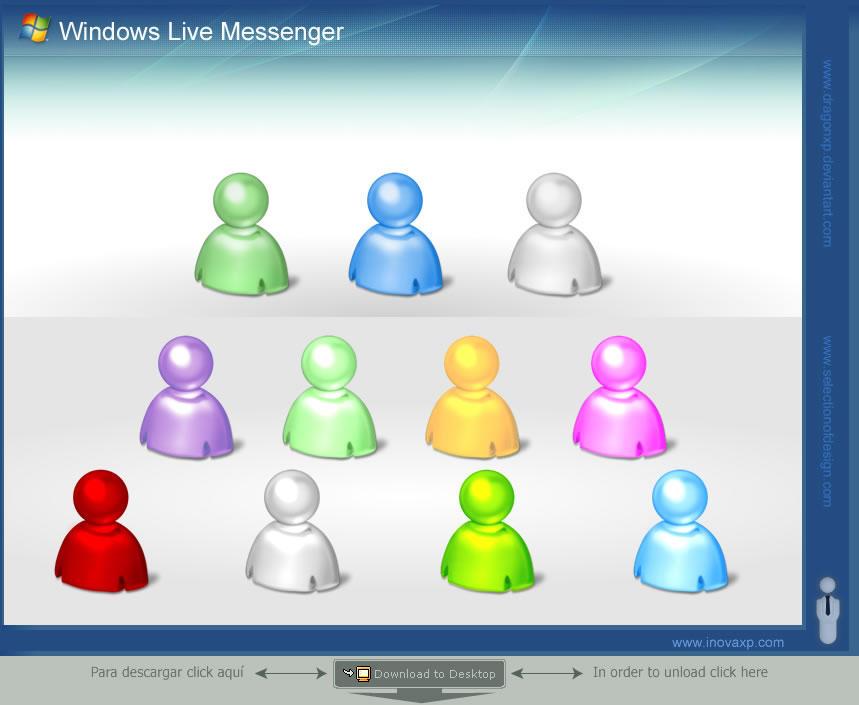 Windows live icon