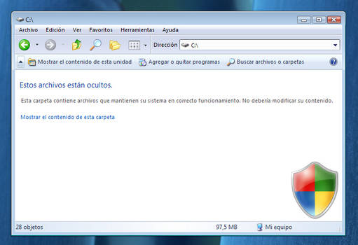 Windows 7 M3 shellstyle for XP