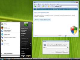 Windows 7 1.1 VS for XP