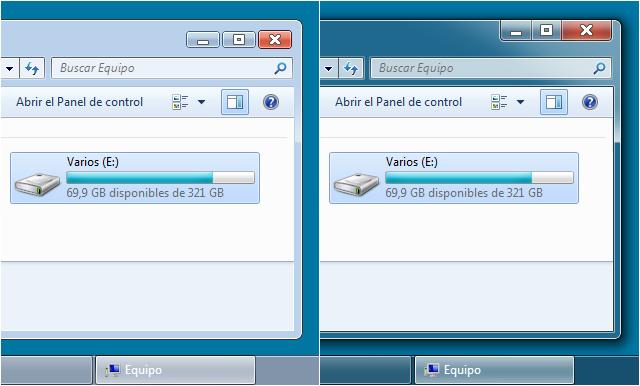 Windows Aero 7.2 by leosss