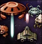 Space Invaders HD by JINNdev