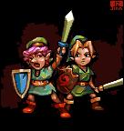 Legend of Link by JINNdev
