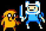 Adventure Time 8bit