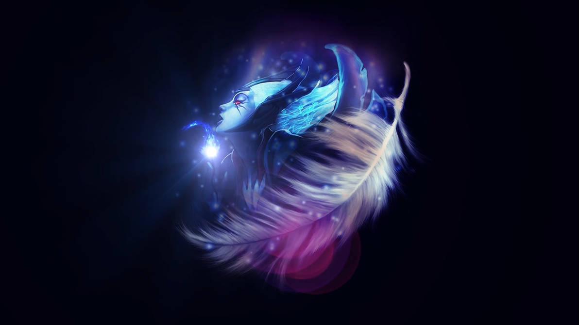 Dota 2 Vengeful Spirit Hd Live Wallpaper By Ice Wind Wolf On