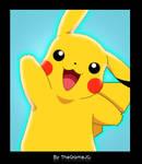 Pokemon Pikachu 04 Wallpaper