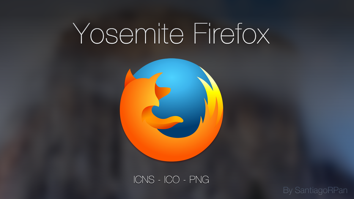 Yosemite Firefox by SantiagoRPan