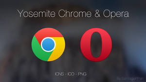 Yosemite Chrome and Opera