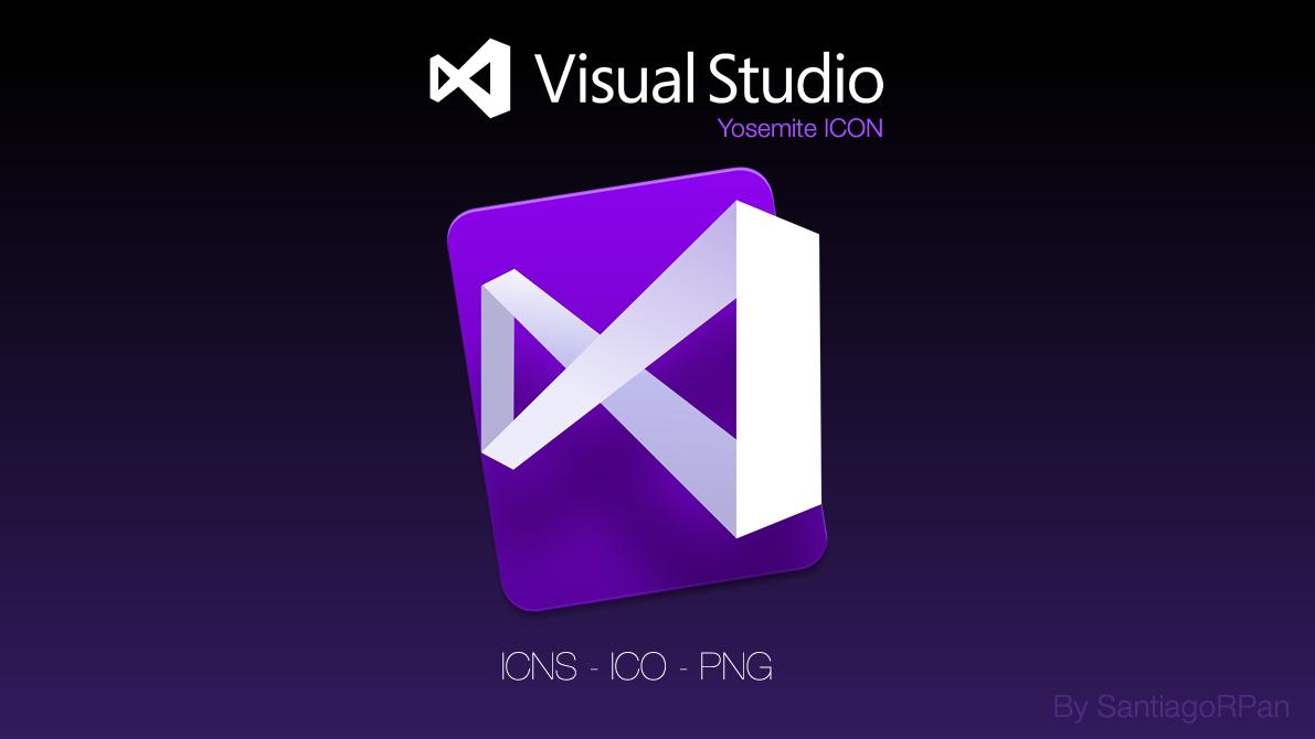 Visual Studio Code Yosemite Icon By Santiagorpan On Deviantart