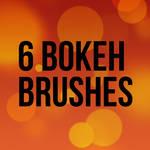 6 High-Resolution Bokeh Brushes
