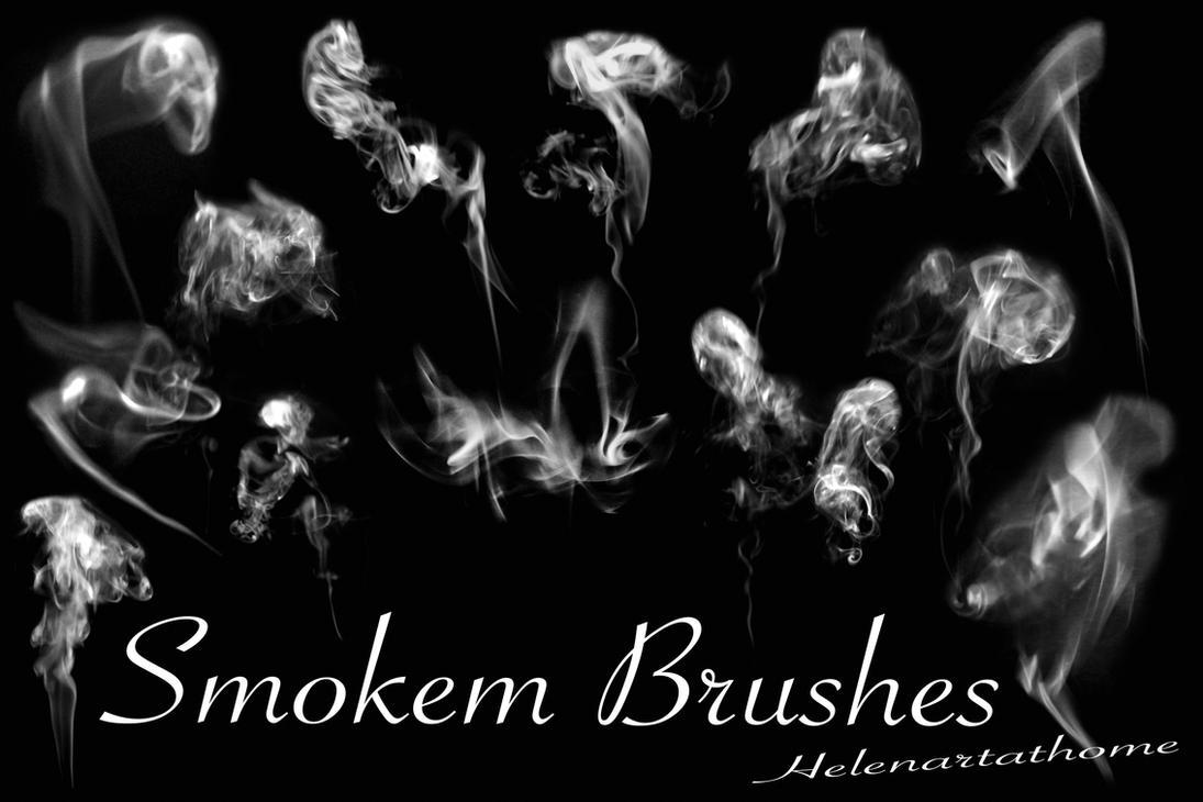 adobe photoshop cs6 smoke brushes download
