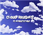 Cloud and Ray Brushes