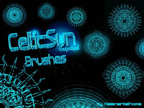 CelticSun Brushes