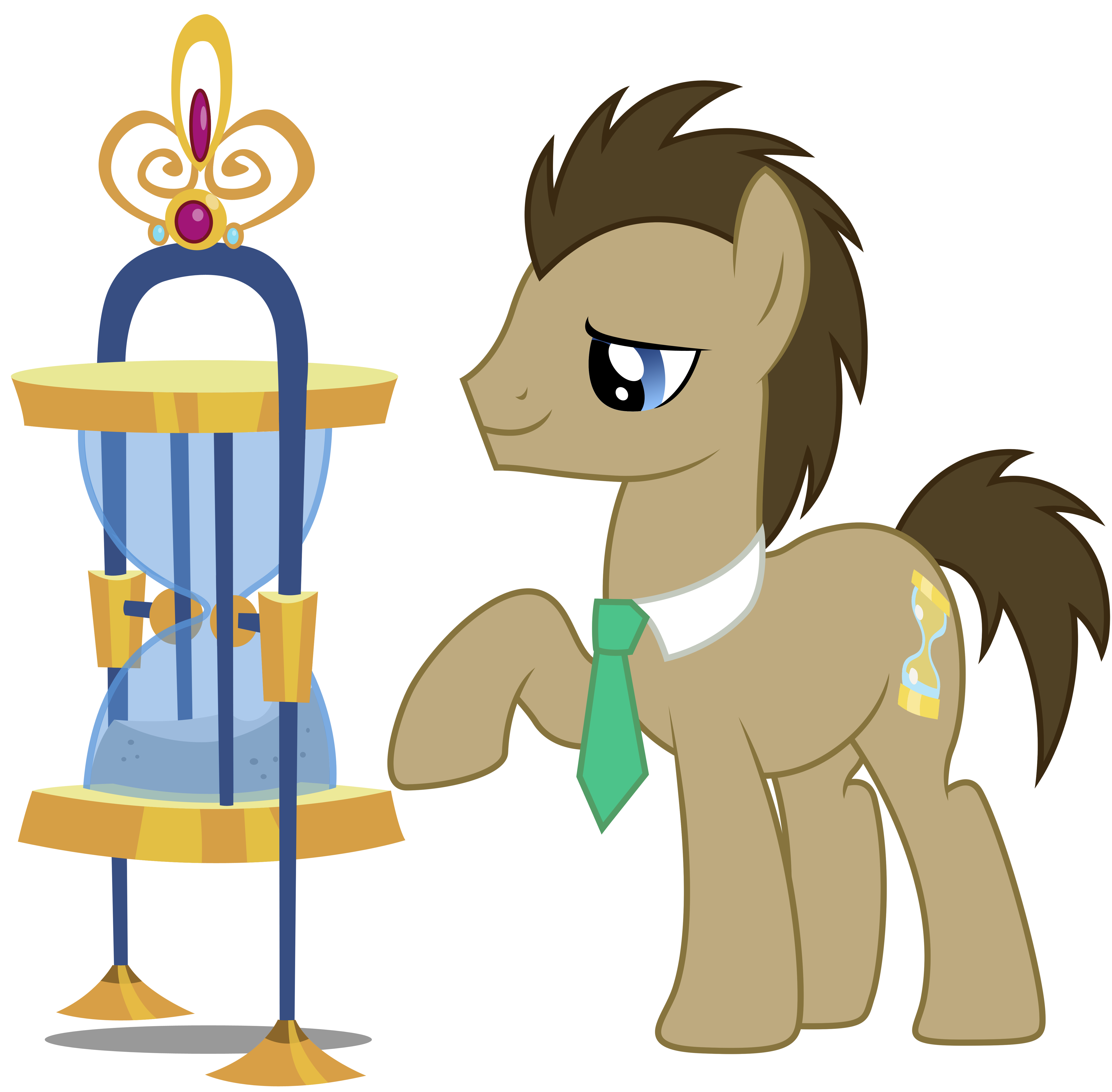 Whooves : Master of Time