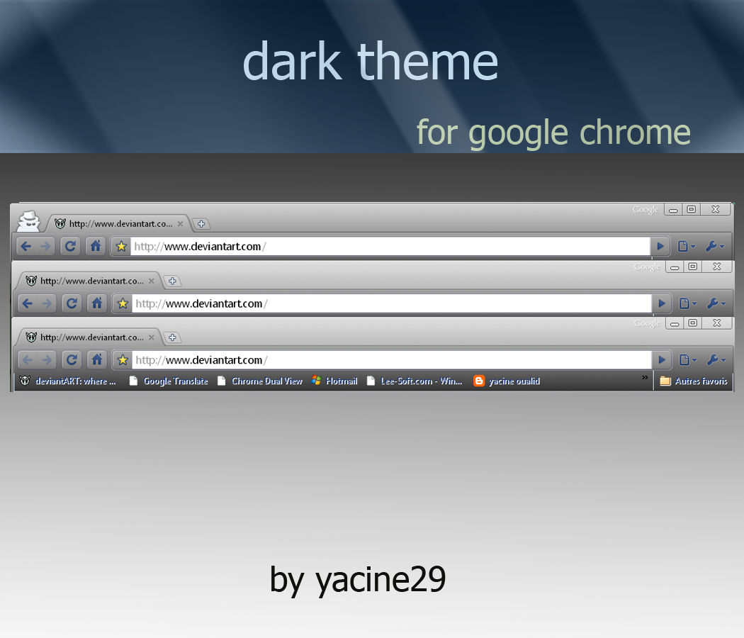 how to add theme on google chrome