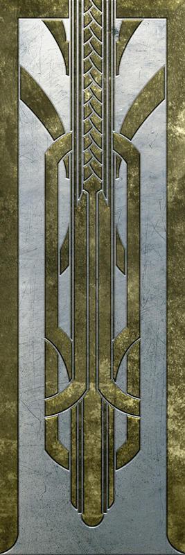 Deco shape 3 by TazioBettin