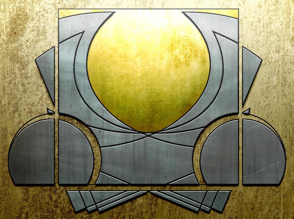 Deco shape 7 by Spacefriend-T