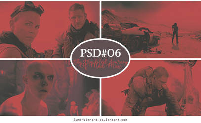 PSD #06 - The Troubled Journey Of Mad Max by lune-blanche