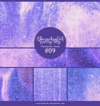 Textures pack #09 - The enchanted starry sky