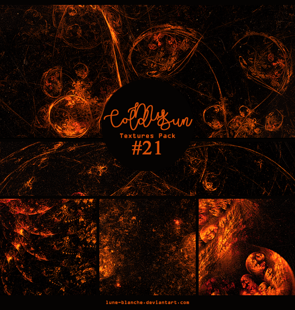 Textures pack #21 - My Cold Sun