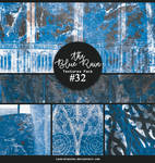 Textures pack #32 - The Blue Rain