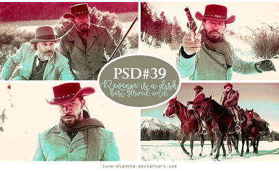 PSD #39 - revenge is a dish best served cold by lune-blanche