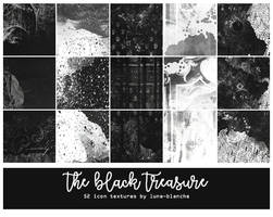 the black treasure - Icon Textures #61 by lune-blanche