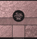 Papers pack #56 - Rose gold papers