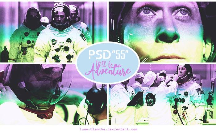 PSD #55 - It will be an adventure