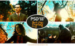 PSD #66 - I made stories legends by lune-blanche
