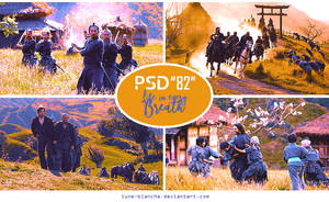 PSD #82 - Life in every breath