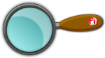 Lupa - Magnifying Glass.svg by ilomo