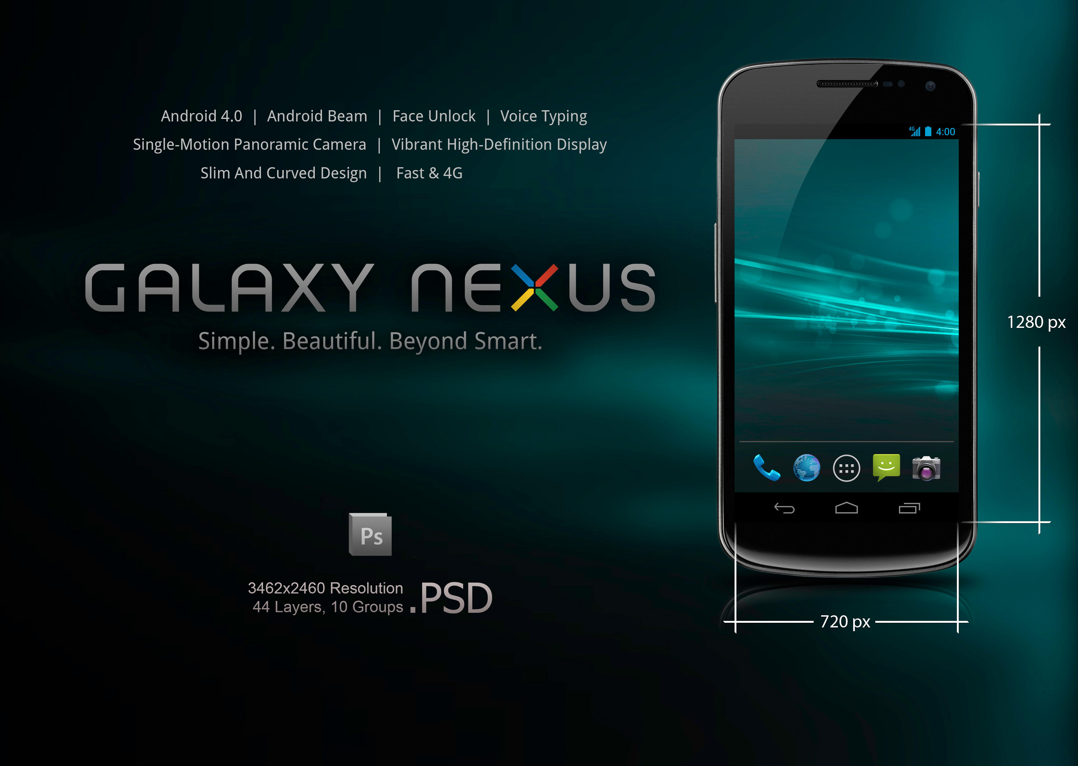 galaxy nexus 10 features of academic writing