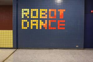 ROBOT DANCE, THE GIF