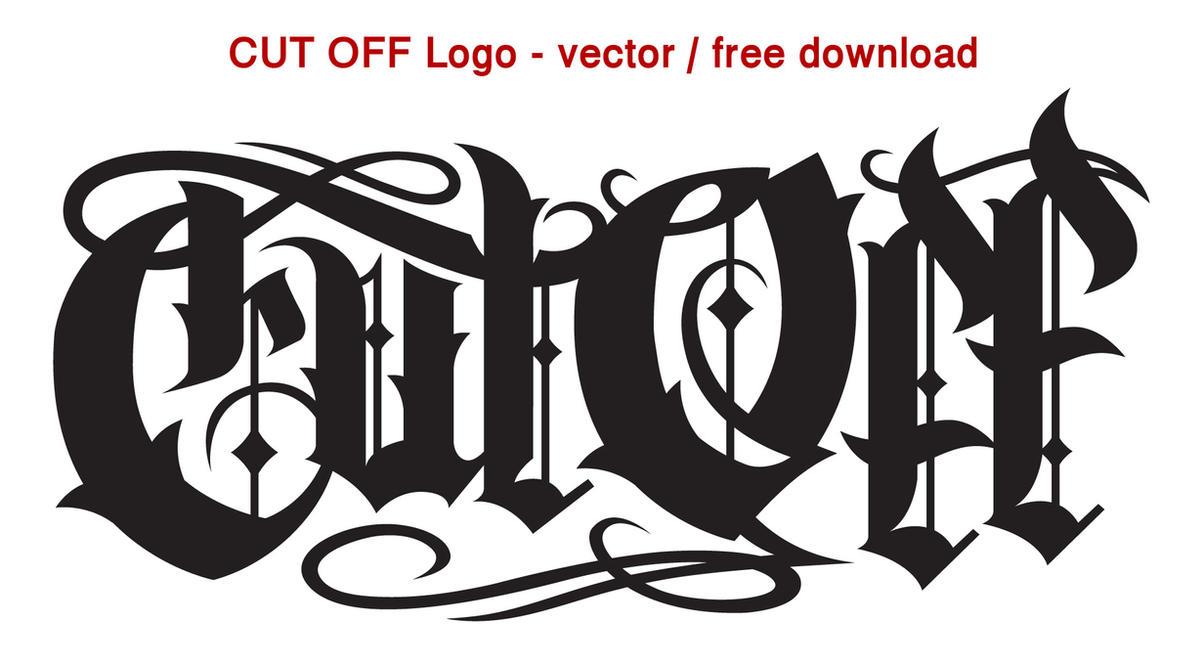 Cut Off Logo by vasse79