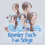 SHARE PNG PACK #29 - KIM SOHYE (I.O.I) by Kinoshita-san