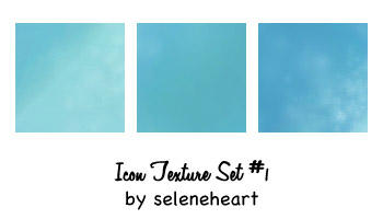 Icon Texture Set 1 by seleneheartx