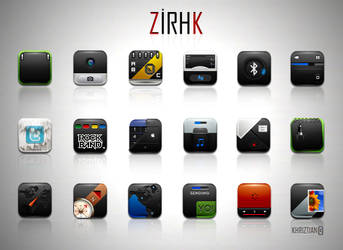 Zirhk by crispaso