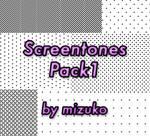 Screentones Pack1