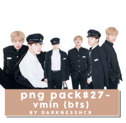 PNG PACK#27 - VMin by darknesshcr
