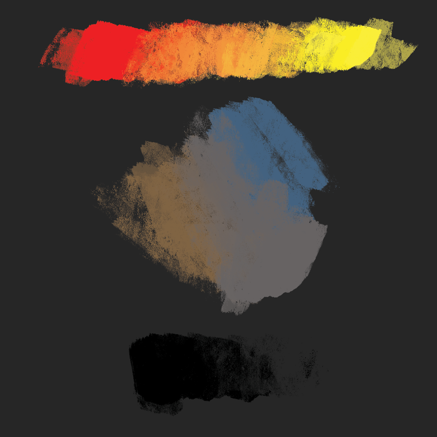 Photoshop Chalk Brush by adammiconi