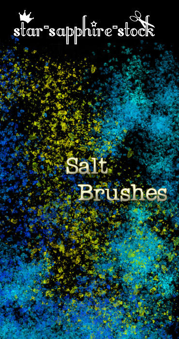 Salt Brushes by star-sapphire-stock