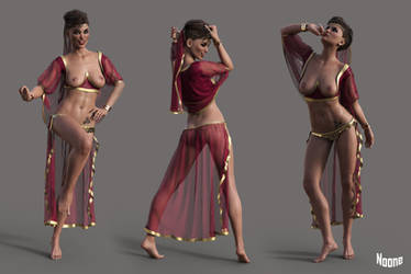 FREEBIE: Sexy Odalisque by Noone102000