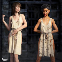 FREEBIE: Slave Tunic Dirty and Thorn G3F and G8F by Noone102000