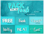 +Fonts Pack Vol.8