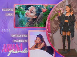 +/PhotoPack_06 // Ariana Grande by swxftdream