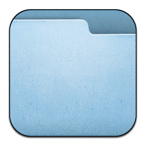 Generic Folder Flurry icon by xaviermartinezf